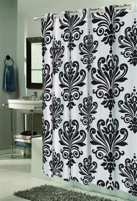 novelty shower curtains bathroom unique shower curtains beauty long with black