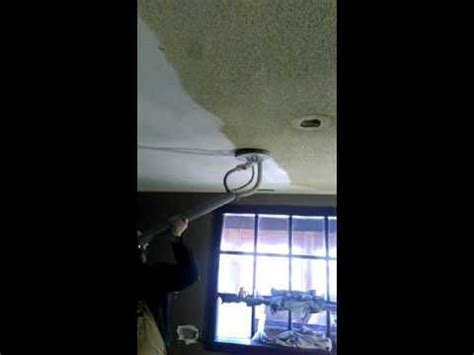 machine to remove popcorn ceiling how to get rid of popcorn ceilings with this unique