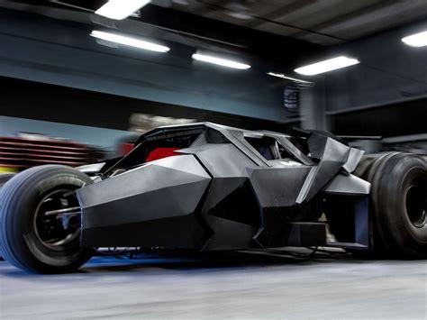 batman real car saudi team building batman tumbler for gumball 3000