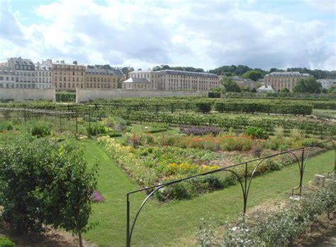 Kitchen Garden Versailles Garden Potager Du Roi Kitchen Garden Of King Louis Xiv
