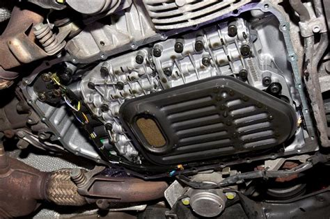 Tiptronic Transmission Audi by Audi 01v Tiptronic Transmission Fluid Change Europa