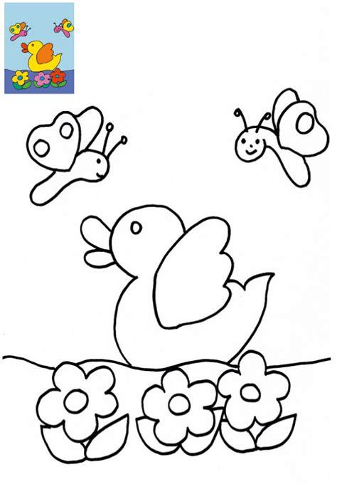 Imprimer Le Coloriage Avec Mod 232 Le Canard T 234 Te 224 Modeler