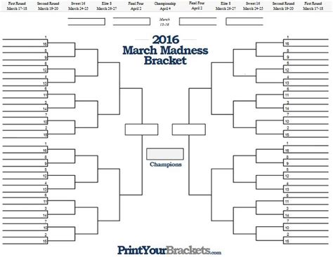 blank march madness bracket template 37 best images about march madness on west