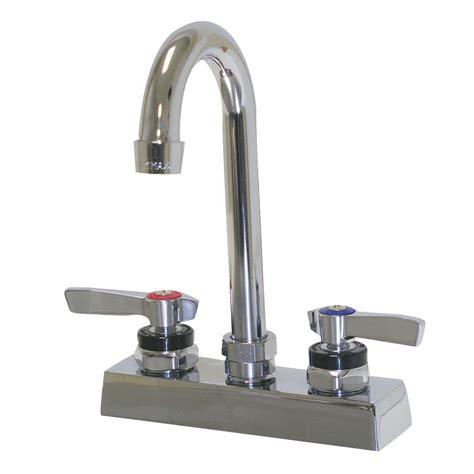 restaurant kitchen faucets advance tabco k 62 gooseneck faucet extra heavy duty 4