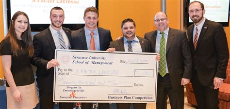 Whitman Mba Industry by Whitman Hosts The 2017 Panasci Business Plan Competition