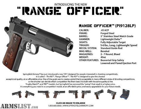 Range Officer by Object Moved