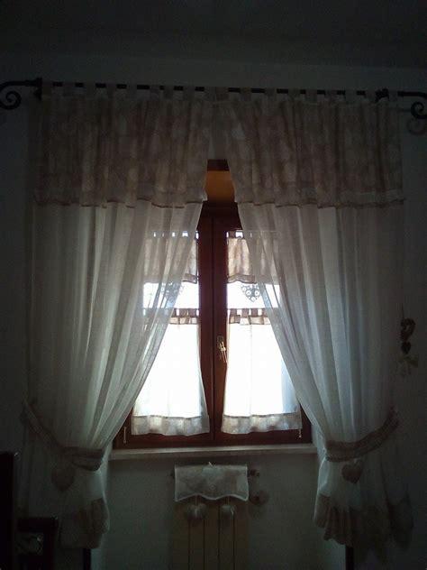 decorare tende tende in stile shabby per la casa e per te decorare