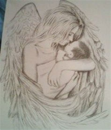 tattoo angel holding baby pin by tammy mcconnell on mommy to an angel pinterest