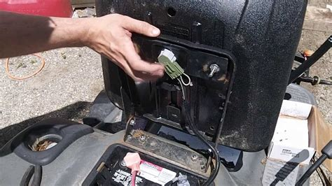 craftsman mower seat switch wiring diagram for neutral safety switch get free image