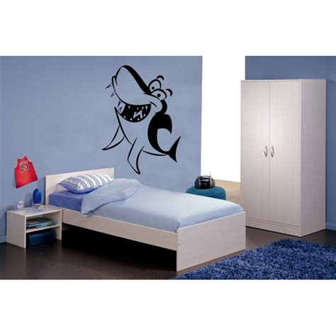 shark wall stickers smiling shark wall stickers wall stickers