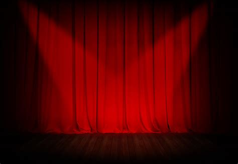 red curtain stage stage curtain wallpaper wallpapersafari