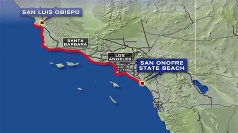 california tsunami map magnitude 8 3 earthquake in chile prompts tsunami advisory