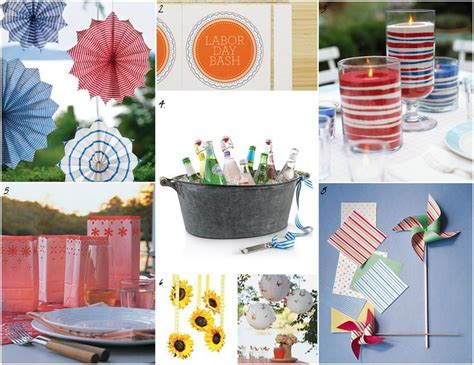 Labor Day Decorations by Labor Day Ideas Special Occasions