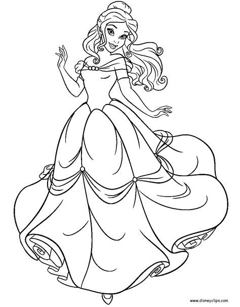 coloring page of a and the beast coloring pages disney coloring book