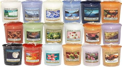 best candle scent top 10 best selling yankee candle scents by review scores