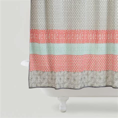 world market shower curtain dhara shower curtain world market from cost plus world