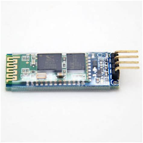 Hc 06 Bluetooth Chip By Akhi Shop wireless serial 4 pin bluetooth rf transceiver chip board