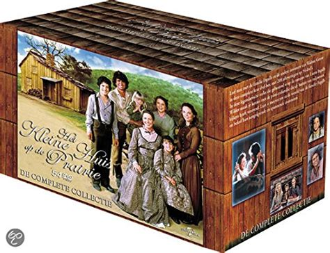House Box Set by House On The Prairie Complete Collection 54 Dvd Box Set Import Ebay