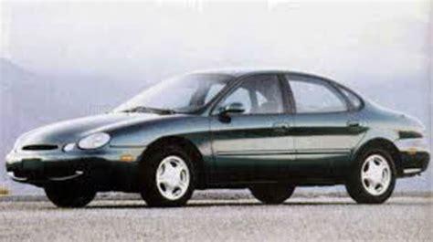 Ford Taurus 3 0l V6 1995 1999 Workshop Service Repair