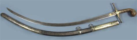 shamshir sword turkish ottoman shamshir sword