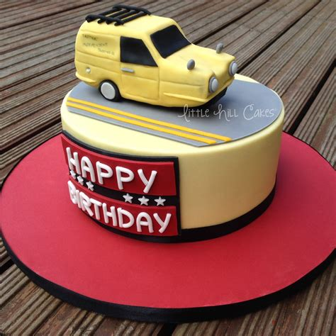 only fools amp horses birthday cake little hill cakes