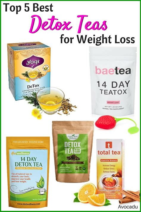 Right Detox Tea by 5 Best Detox Teas For Weight Loss Weight Loss Best