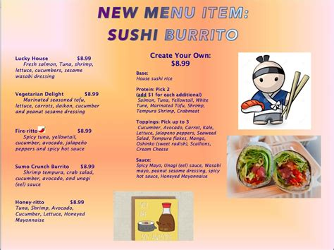 lucky house norwich introducing the new sushi burrito the new sushi trend coming to norwich come stop by