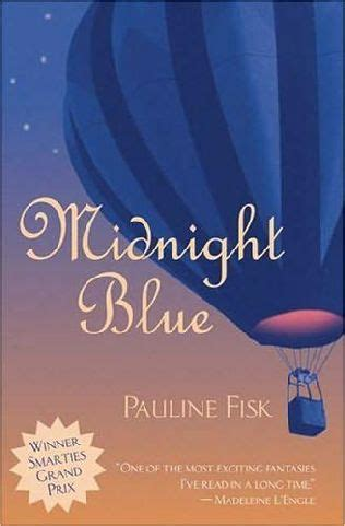 midnight blue books midnight blue by pauline fisk
