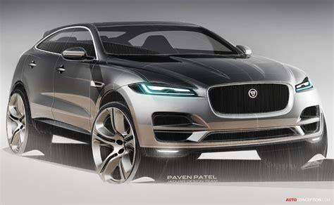2015 frankfurt motor show jaguar f pace suv revealed