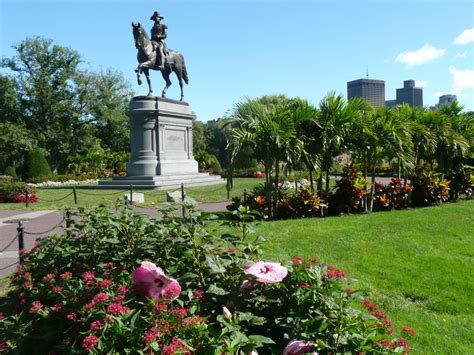 Garden Boston by Boston S Garden Historyplaces
