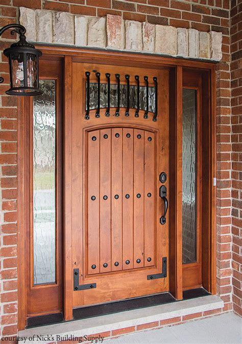 western exterior doors entry doors create impressions