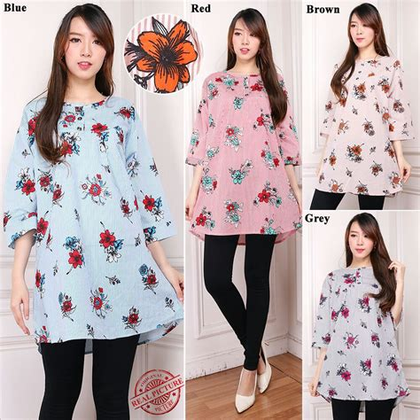 Baju Atasan Wanita Terbaru Ukuran model baju atasan wanita terbaru big02 limited edition