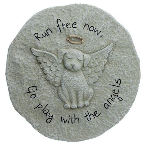 memorial stones for dogs memorial garden stepping the catholic company
