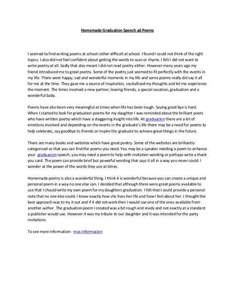 Help With Writing A Graduation Speech Buy A Essay For