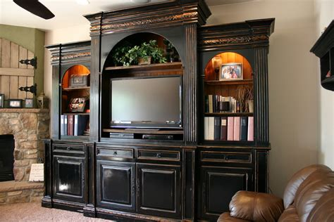 Old World Dining Room Furniture by Cherry Wood Entertainment Center Homesfeed