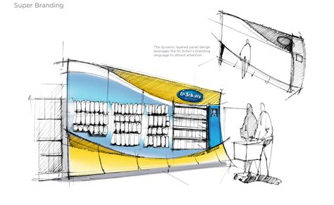 On A Shelf Concept by Dave Pinter Dr Scholl S Footcare Category Reinvention