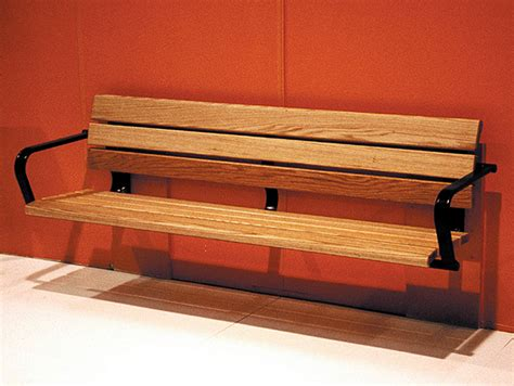 wall mounted benches kalmarsund wall mounted bench by nola industrier design