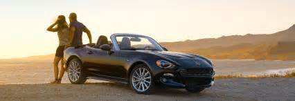 Spider 124 Fiat 2017 Fiat 124 Spider In Jacksonville Fl Serving Orange