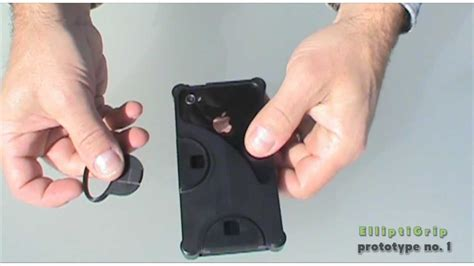 Protect Your Fingers And Iphone From Stds by Elliptigrip Iphone Spin Carry Grip Your Iphone With