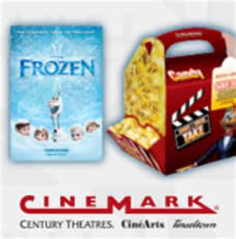 cineplex food coupons cinemark theaters 1 off any movie snack pack or speed