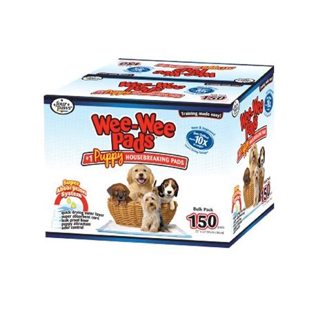 how to wee wee pad a buy cheap wee wee housebreaking pads for dogs 150 pack free shipping grocery