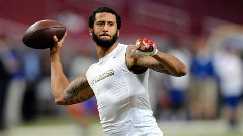 colin kaepernick colin kaepernick s reported benching opens rumor mill in
