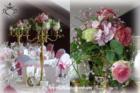 Tischdekoration Goldene Hochzeit by Tischdeko Mit Kerzenleuchter Kerzenst 228 Nder