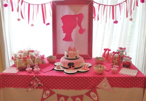 imagenes de cumpleaños tematicos ideas tematicas cumple tem 225 tico de barbie barbie themed party
