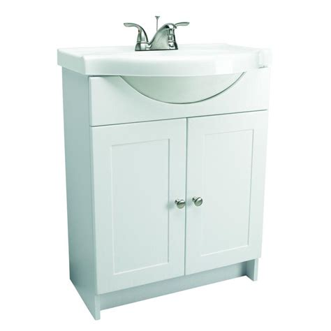 design house vanity top design house 31 in euro style vanity in white with