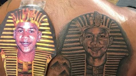 9 mag tattoo chicago trayvon martin s gets s tattooed on his back