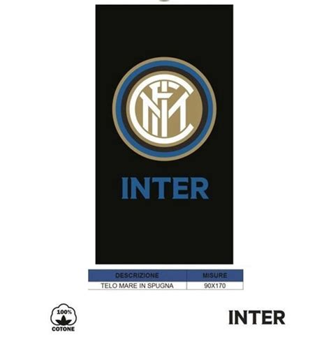 Tshirt Intermilan Desain Nv Inter 13 fc inter milan towel 294393 for only a 36 63 at merchandisingplaza au