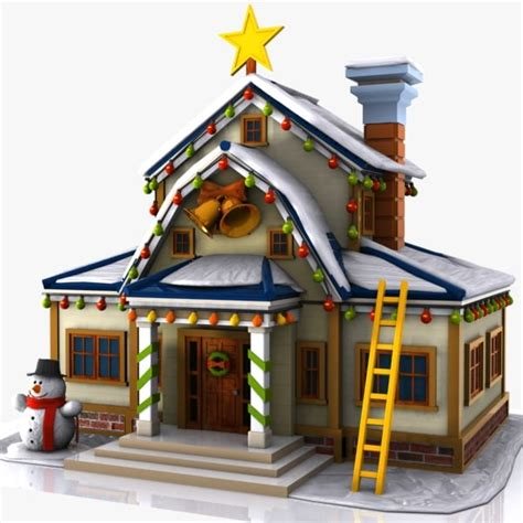 cartoon house design 3d cartoon house model house and home design
