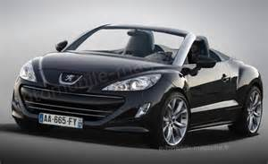 Peugeot Roadster Peugeot Rcz Roadster In The Works Car News Top Speed