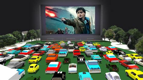 s day drive in this modern day drive in with a twist could be a big success